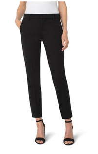 Kelsey Knit Trouser- Black
