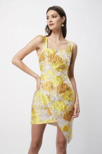 Abundance Dress- Marigold