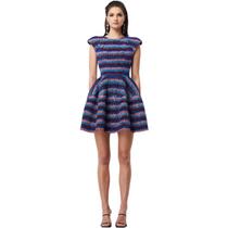 Hannah Dress- Multi