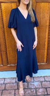 Myers Maxi Dress- Navy
