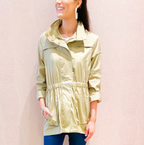 Tess Rain Jacket- Multiple Colors