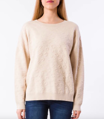 Clyde Leopard Print Sweater