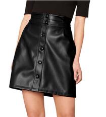 Joanie Skirt- Black