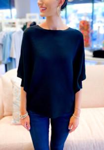 RYU Sweater- Black