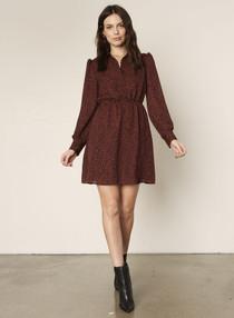 Sheryl Dress- Autumn Mauve