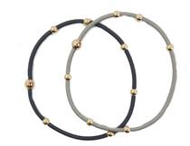 Essential Beaded Hair Tie Bracelet Set- Holy Smokes