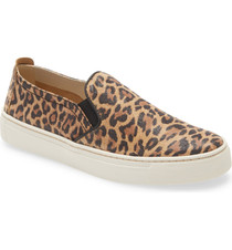 Sneak Name Slip-On Sneaker- Leopard