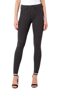 Madonna Legging- Black/Grey
