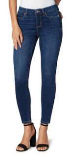 Abby Ankle Skinny Jean- Easton