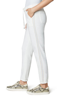 Jogger Pant- Vintage White