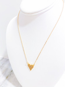 Ellie Heart Necklace