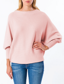 RYU Sweater- Soft Pink
