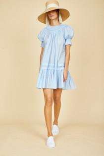 Keaton Dress- Sky Blue