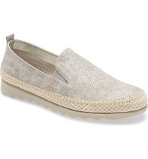 Chappie Slip-On Shoe- Gold