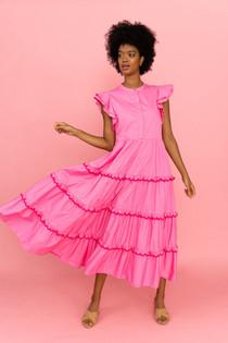 Napa Dress- Hollyhock