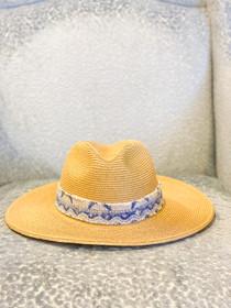 Betty Kilim Band Sun Hat- Multiple Colors