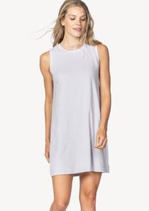 Sleeveless Dress- Wisteria