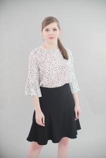 Sam Skirt- Black