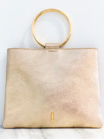 Thacker Le Pouch- Vintage Gold