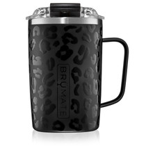 Toddy Mug- Onyx Leopard