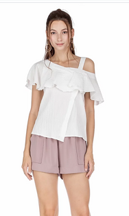 Pull-On Pocket Shorts- Taupe
