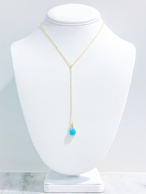 Alice Necklace- Turquoise