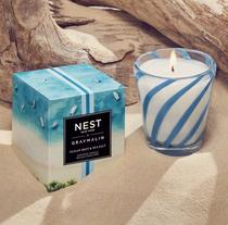 Classic Candle- Ocean Mist & Sea Salt