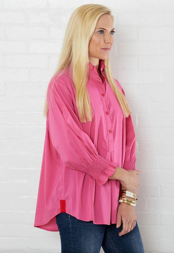 Kimberly Top- Pink