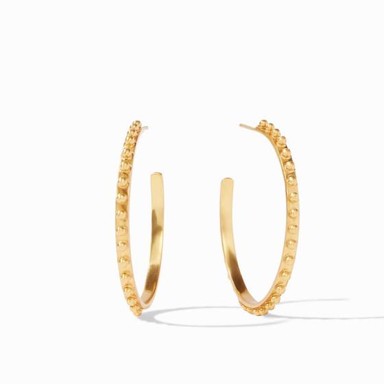 Soho Hoop Gold- Extra Large