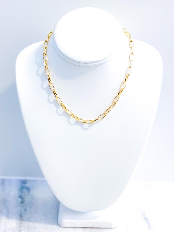 Annie Link Layering Chain
