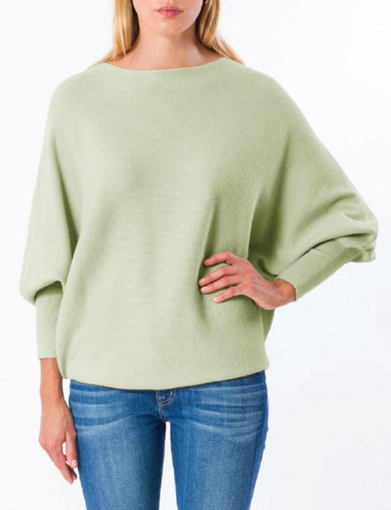 RYU Sweater- Sage
