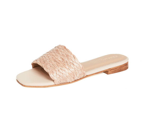 Key Largo Sandal- Rose