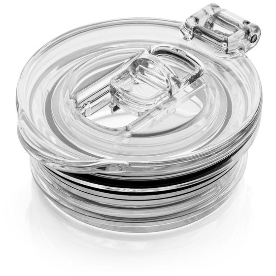 Champagne Flute Straw Lid