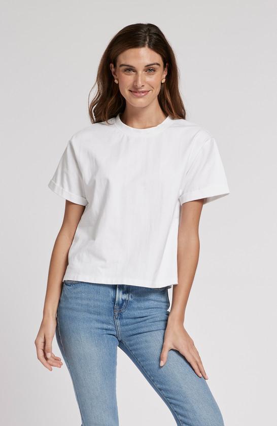 Devon Top- White