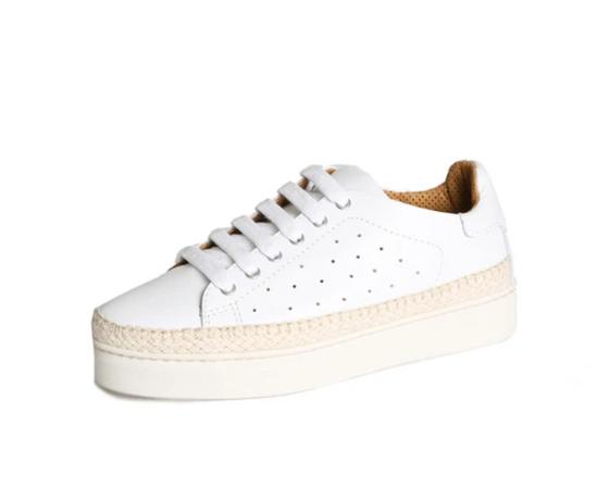 Hi Tide Too Sneakers- White