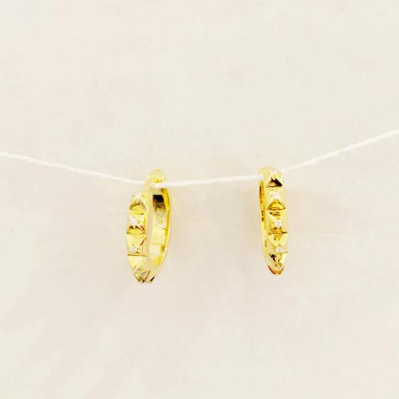 Zayn Hoop Earrings