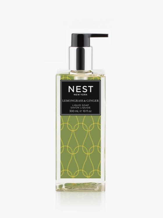 Liquid Hand Soap- Lemongrass & Ginger