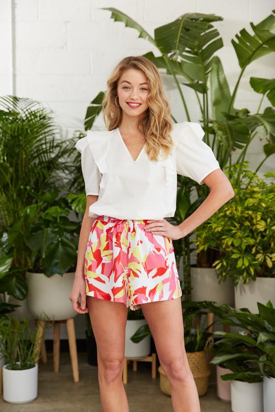 Sara Short- Pink Tropics