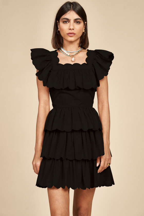 Ramsey Dress- Onyx