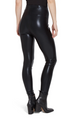 Foil High Waist Legging- Black