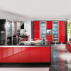 Vinyl Stickers Self Adhesive Wallpaper In Rolls 3M/5M/10M Modern Multi-Color Decoration Kitchen Cabinet PVC For Kitchen Renovate