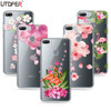 UTOPER Case For Huawei Honor 9 Lite Case Soft Silicon Transparent TPU Cover For Huawei Honor 9 Lite 2017 Case For Honor 9 Couqe