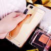 New Mirror Case Back Cover For Huawei P8 P9 Lite/Plus P8 Lite 2015/7 P10 Mate 8 Mate 9 Mate 10 Honor 9 V9 4A 6A Protective Cases