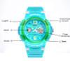 SMAEL Watch Women brand luxury Fashion Casual quartz watches leather sport Lady relojes mujer Dress Digitalwristwatch Girl Clock