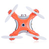 Mini RC Helicopter 2.4G 4CH 6 Axis Gyro Drone Dron Toys Quadcopter with Camera LED Light Cheerson CX10C VS JJRC H36 H31 Drones