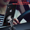 Baseus Car Phone Holder For iPhone X 8 7 Samsung S9 S8 Mobile Phone Holder Support GPS 360 Degree Magnetic Car Holder Stand