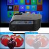 Rigal Projector RD805B 1200 Lumens LED Mini WiFi Projector 1080P 3D Beamer Video Home Cinema HDMI USB VGA AV Android Projector