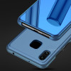 Vivo V9 Case Luxury Smart Transparent View Mirror Leather Flip Shell Stand Case Cover For Vivo Y85 Phone Cases Funda Coque