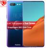 Original ZTE Nubia X Mobile Phone 6+64GB Snapdragon 845 Octa Core Dual Screen 16+24MP Camera Dual fingerprint Unlock Smart Phone