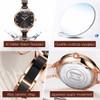 NEW Fashion Ladies Watch Brand Luxury Women Watches Waterproof Rose Gold Stainless Steel Ceramic Quartz Wrist Watch montre femme